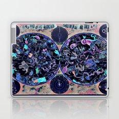 Vintage Celestial Map Laptop & iPad Skin