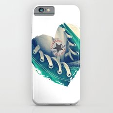 Converse Love in White iPhone 6s Slim Case