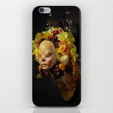 Golden Harvest Muertita iPhone & iPod Skin