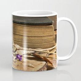 dry flowers and plants Coffee Mug