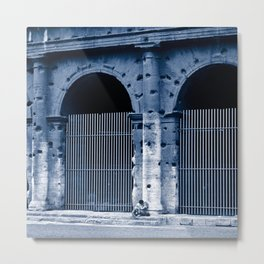 LOVERS - Rome - Italy  Metal Print
