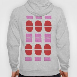 Colorful collage Hoody