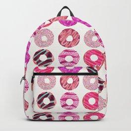 Half Dozen Donuts – Magenta Palette Backpack