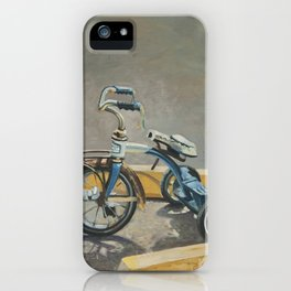 Bicycle Parking spot iPhone Case