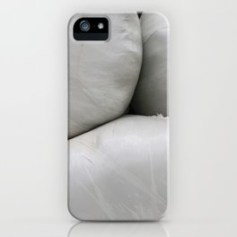 Haystacks iPhone Case