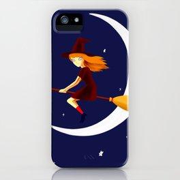 Cutie Witch iPhone Case