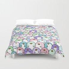 Penguin Snuggles Duvet Cover