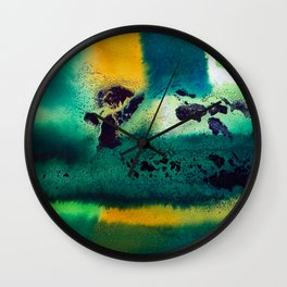 Internal Landscape 10035 Wall Clock