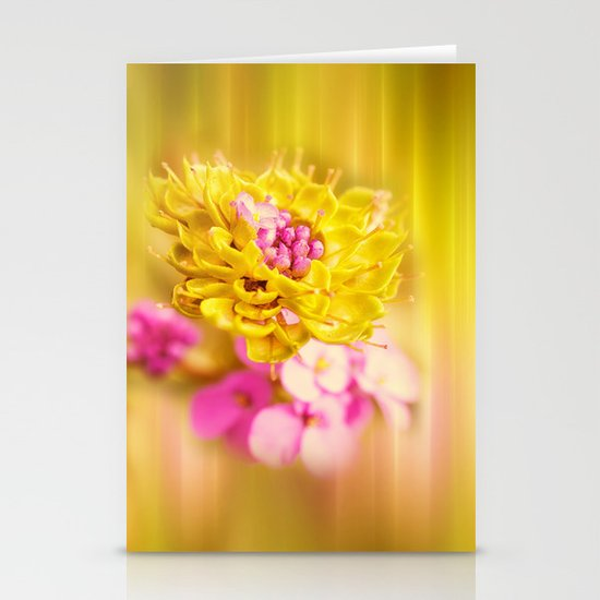 The Sound of Light and Color Stationery Cards
