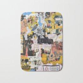 Basquiat World Bath Mat