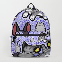 Cat and kitten 3 Backpack