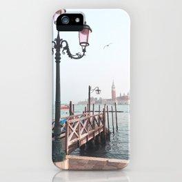 Venetian evening iPhone Case