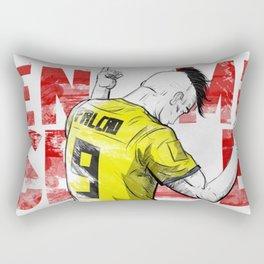 player goal v3 Rectangular Pillow