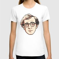 woody T-shirts featuring Woody by Aaron Scamihorn