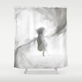 Princesa Branca Shower Curtain