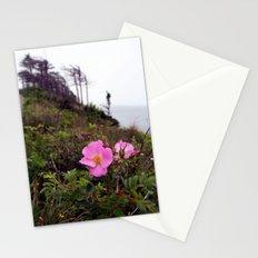 Pink Wild Rose, Gravels Park, Newfoundland Stationery Cards