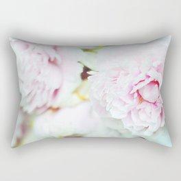 Peony Garden Splendor II Rectangular Pillow