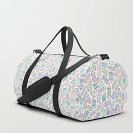 Pastel Pencil Party! Duffle Bag