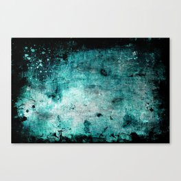 Blue Mars Canvas Print