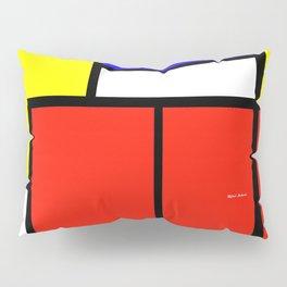 Celebrating Mondrian Pillow Sham