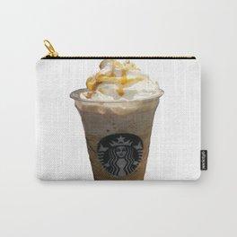 Caramel Macchiato Starbucks Carry-All Pouch