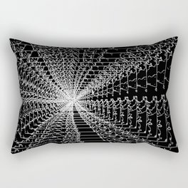 The Rebel Rectangular Pillow