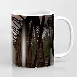 The Old Railway Bridge - Slovenia Coffee Mug