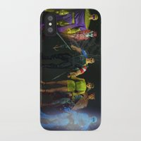 """watchmen iPhone & iPod Cases featuring """"WATCHMEN"""" by TJAguilar Photos"""