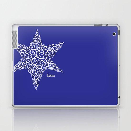 David's Star Laptop & iPad Skin