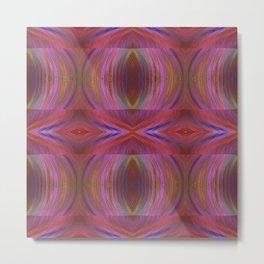 218 - abstract colour design Metal Print