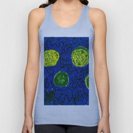 The Cucumbers Unisex Tank Top