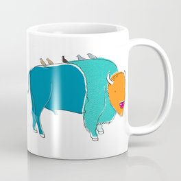 Bristol Bison Coffee Mug