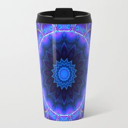 Cold Fire Mandala Travel Mug