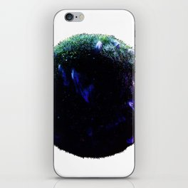 Planet #001 iPhone Skin