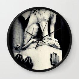 The Devourer Wall Clock