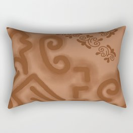 Gone Country Rectangular Pillow
