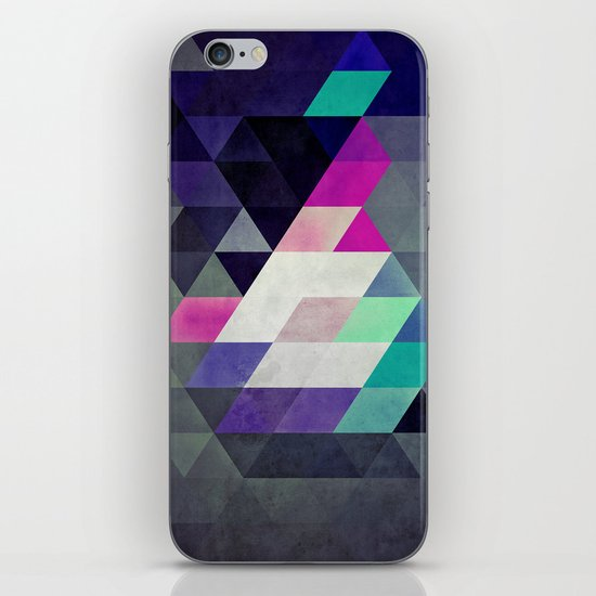 lyyt pyyk iPhone & iPod Skin
