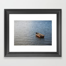 Come to sail with me... Framed Art Print