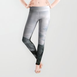 Moody Yosemite Tunnel View Leggings