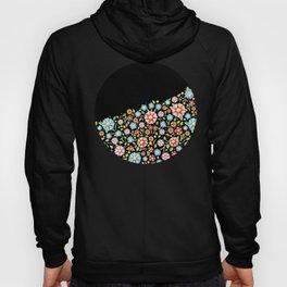 Millefiori Floral Horizon Hoody