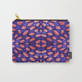 Hidden Worlds - Microscopy Prints Carry-All Pouch