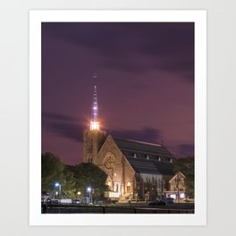 Saint Ann's Church Art Print