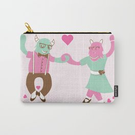 Monster Dance Carry-All Pouch