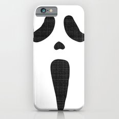 Classic Scary Face Slim Case iPhone 6s