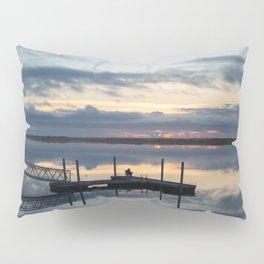 Fishing Refection Pillow Sham