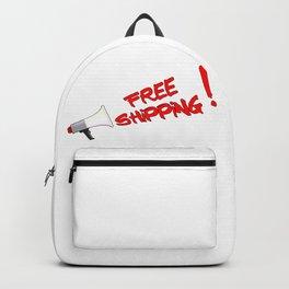 Free Shipping Megaphone Backpack