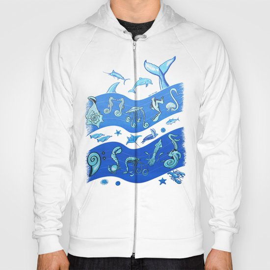 Ocean's Symphony Hoody