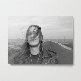 Fenriz Holy Island 3 Metal Print