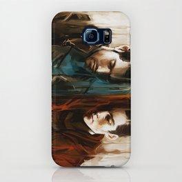 Derek & Stiles iPhone Case