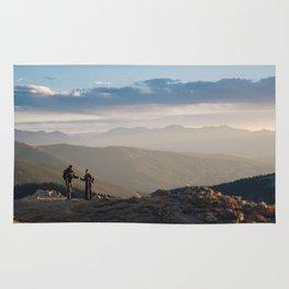 Mountain Dates Rug